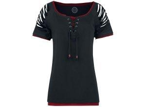RED by EMP Replaceable Longsleeves Shirt Girl-Shirt schwarz