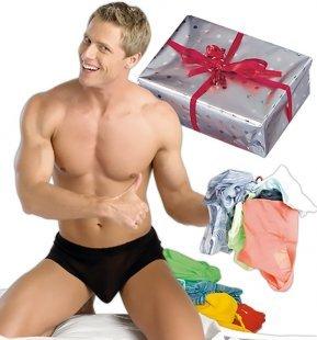 Wäschepaket für IHN