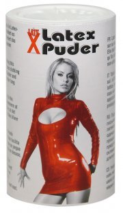 "Pflegepuder ""Latex Puder´´"