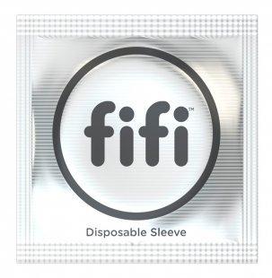 Sleeves, zur Verwendung mit fifi-Masturbatoren, 10 Stück