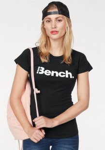 Bench Performance T-Shirt »CORP TEE«