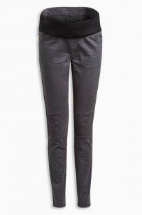 Next Biker-Jeans mit schmalen Bauchband (Umstandsmode)