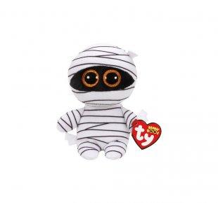 Ty Beanie Boo Mumie Mummy weiß, 15 cm