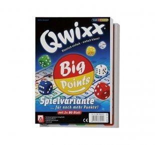 Nürnberger Spielkarten Blöcke QWIXX-Big-Points