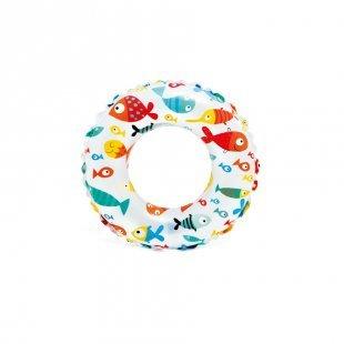 INTEX® Schwimmring bunt Lively Print 51cm