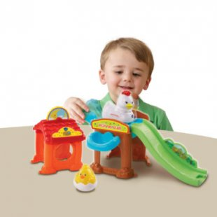vtech ® Tip Tap Baby Tiere - Hühnerstall