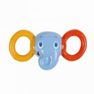 bright starts™ - Twist & Rattle Elefriend™
