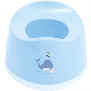 bébé-jou ® Töpfchen Wally Whale blau