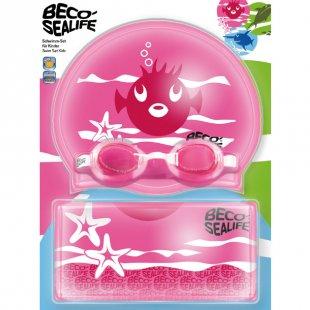 BECO-SEALIFE® Schwimmset II - pink