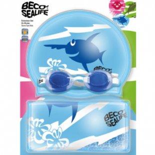 Beco -SEALIFE® Schwimmset II - blau