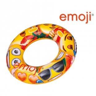 HAPPY PEOPLE emoji® XXL Wasserring mit zwei Handgriffen