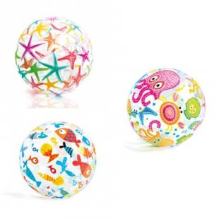 INTEX® Wasserball bunt Lively Print 61cm