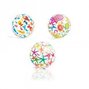 INTEX® Wasserball bunt Lively Print 51cm