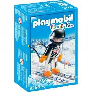playmobil® Family Fun Skirennläufer 9288