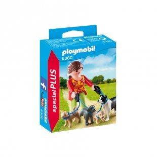 playmobil® specialPLUS Hundesitterin 5380