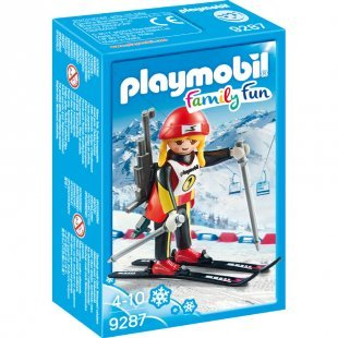 playmobil® Family Fun Biathletin 9287