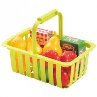 ECOIFFIER Einkaufskorb-Garnitur
