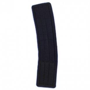 Hoppediz Hüftgurtverlängerung Bondolino kba Qualität schwarz-hellblau