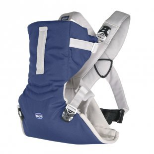 chicco Babytrage Easy Fit Blue Passion