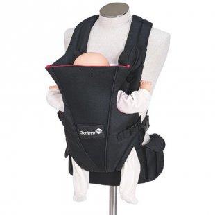 Safety 1st Babytrage Uni-T Plain Red