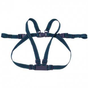 Safety 1st Lauf-/Sicherheitsgurt Grau - grau