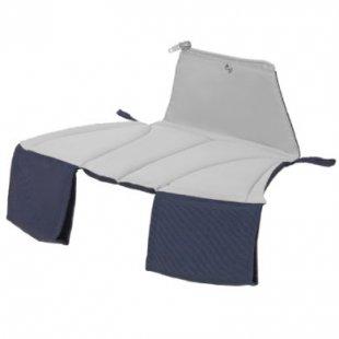 Britax Babytrage Sitzerweiterung Navy - blau