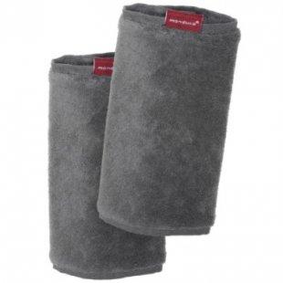 Manduca Fumbee Gurtschoner grey Doppelpack - grau