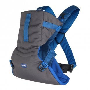 chicco Babytrage Easy Fit Power Blue