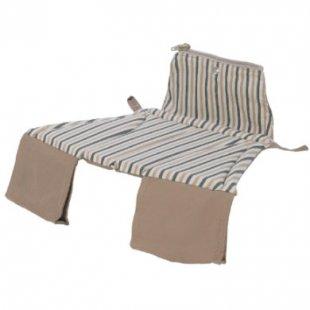 Britax Babytrage Sitzerweiterung Organic - beige