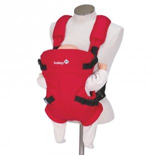 Safety 1st Babytrage Mimoso Plain Red