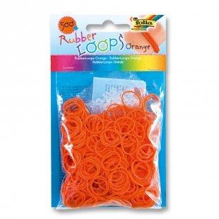 FOLIA Rubber Loops® - Orange