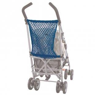 SUNNYBABY universales Kinderwagennetz mit Knebel Royal