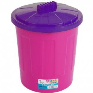 Wham Aufbewahrungseimer 8L Pink/Purple