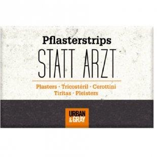 COPPENRATH Pflasterstrips STATT ARZT Urban&Gray