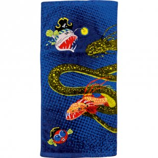 COPPENRATH Zauberhandtuch Capt´n Sharky Tiefsee