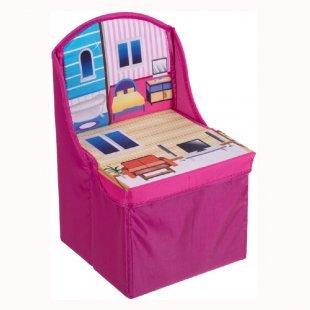 BIECO Kinderfaltstuhl Pink