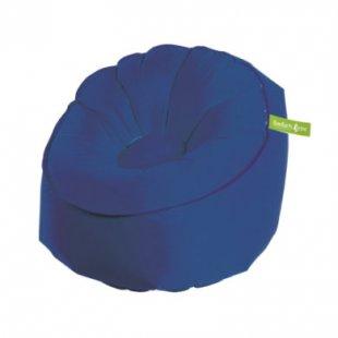 EverEarth ® Sitzsack blau