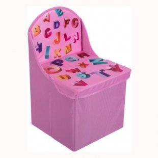 bieco Kinderfaltstuhl Alphabet