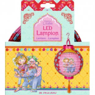 Coppenrath LED-Lampion Orient - Prinzessin Lillifee