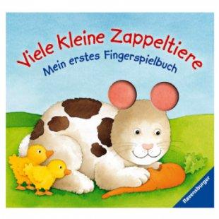 Ravensburger Viele kleine Zappeltiere