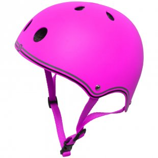 AUTHENTIC SPORTS Globber Helm Junior pink