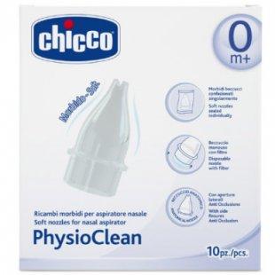 chicco Ersatzteile für Nasenschleimentferner