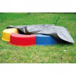 Lena ® Abdeck- bzw. Bodenplane für Sandbox
