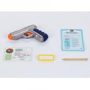 Theo klein Polizei-Set 3-teilig mit Wasserspritzpistole