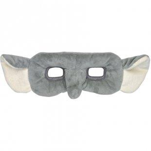 COPPENRATH Plüschmaske Elefant - Lustige Tierparade