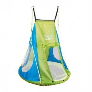 Hudora ® Zelt für Nestschaukel Cosy Castle 110