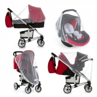 hauck Protect Me Insektenschutz für Kinderwagen und Babyliegeschalen