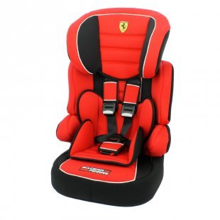 osann Kindersitz BeLine SP Fb. Ferrari cosra rot