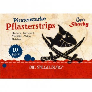 COPPENRATH Pflasterstrips Capt´n Sharky