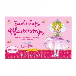COPPENRATH Pflasterstrips Prinzessin Lillifee